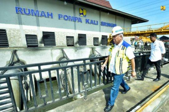 Menteri PUPR: Banjir Pantura perlu ditangani teknikal dan non-teknikal