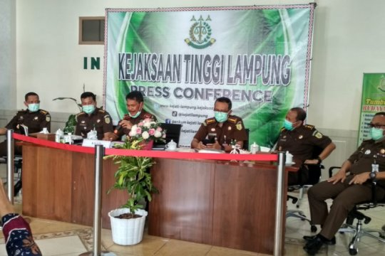 Kejati Lampung tetapkan tiga tersangka korupsi pengadaan benih jagung