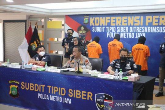 Penipuan bermodus rekrutmen karyawan BNI dibongkar polisi