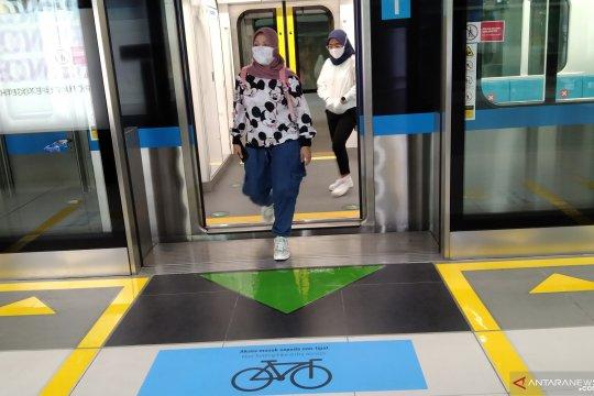 MRT Jakarta siapkan panduan penumpang bawa sepeda biasa