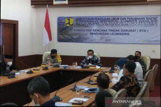 BBWS: Bendungan Leuwi Keris di Tasikmalaya ditargetkan selesai 2022