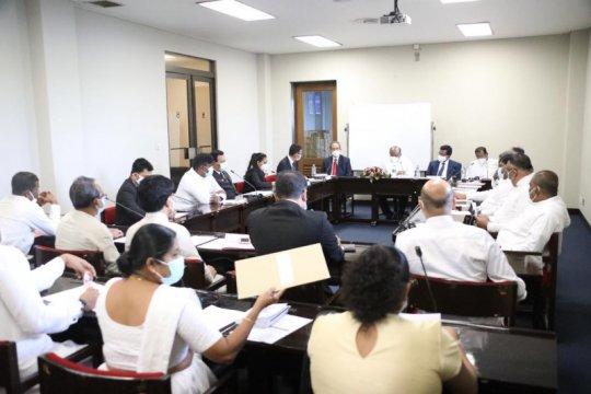 Dubes RI dukung penguatan hubungan antarparlemen RI-Sri Lanka