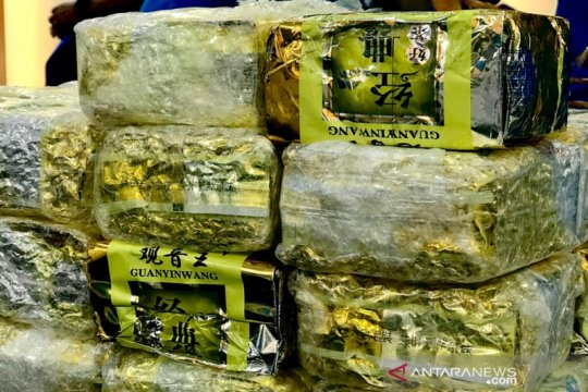"""Sindikat narkoba Malaysia-Madura edarkan sabu buatan """"Golden Triangle"""""""