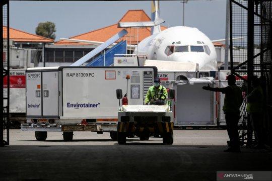 Dukung larangan mudik, Angkasa Pura II benahi tiga aspek penerbangan