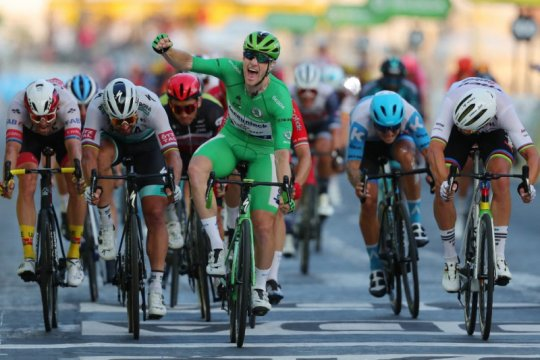 Tour de France 2023 diawali di Bilbao