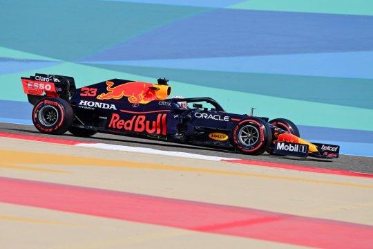 Verstappen kalahkan Bottas untuk puncaki FP1 GP Bahrain