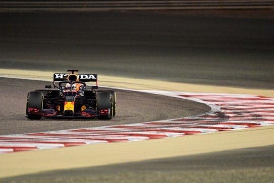Verstappen dominasi dua sesi latihan bebas Jumat GP Bahrain