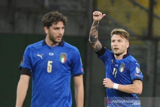 Ciro Immobile bawa Italia atasi Irlandia Utara 2-0