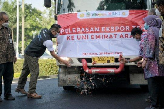 Jawa Barat ekspor 20 ton teh ke Uni Emirat Arab senilai Rp614 juta