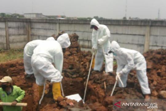 Pemkot Jakarta Utara mulai operasionalkan TPU Rorotan