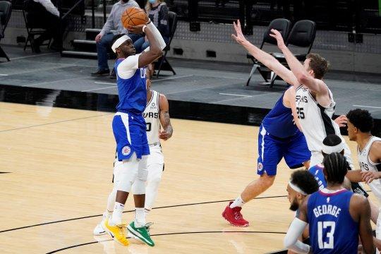 Clippers kembali kalahkan Spurs di Kota Alamo