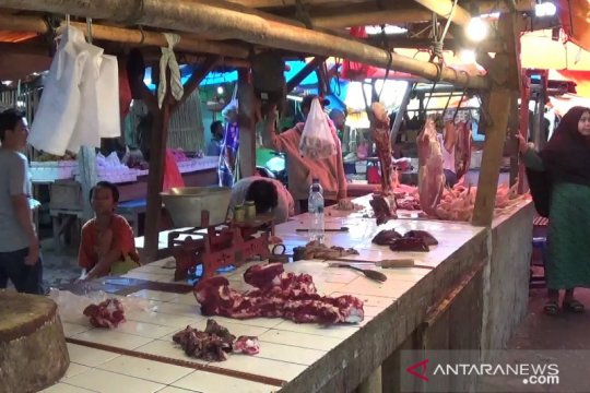 Kementan jamin stok daging sapi untuk Lebaran aman