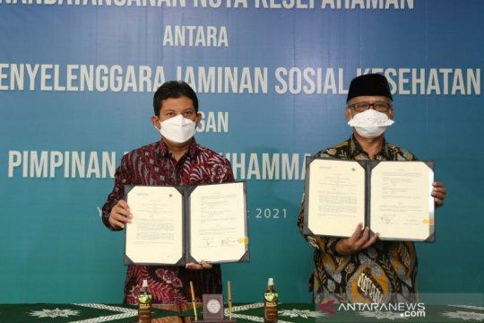 Kepala BPJS Kesehatan: Peran Muhammadiyah untuk JKN-KIS sangat besar
