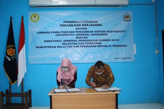 KKP gandeng Universitas Jenderal Soedirman berantas pencurian ikan