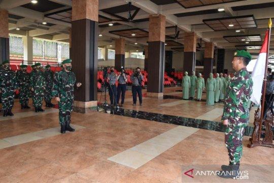 Kasad terima laporan kenaikan pangkat 16 Pati TNI AD