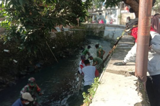 Grebek Sungai, program unggulan atasi banjir di Bandarlampung