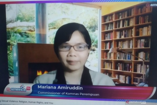 RUU PKS masuk Prolegnas 2021 Komnas Perempuan apresiasi kerja DPR