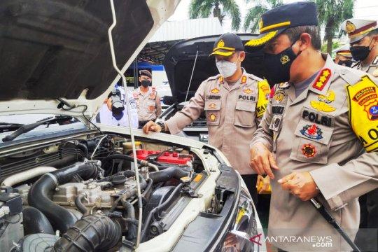 Polresta Banjarmasin tingkatkan patroli jelang PSU dan Ramadan