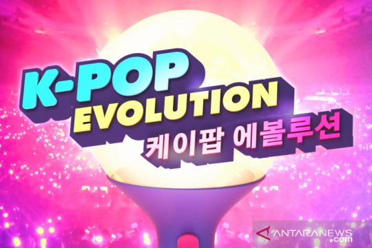 "YouTube Originals hadirkan serial dokumenter ""K-pop Evolution"""