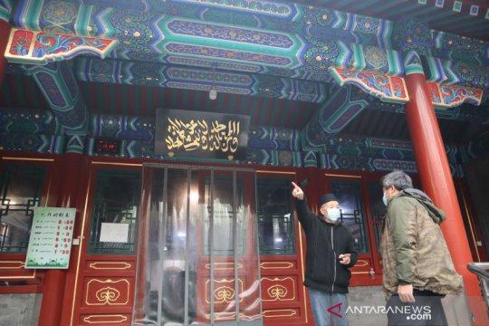 Masjid di Beijing mulai lagi gelar Jumatan