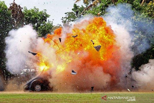 Ridlwan Habib: Perpres TNI atasi terorisme mendesak disahkan