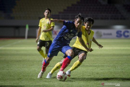 PSSI selesaikan vaksinasi COVID-19 tim Piala Menpora