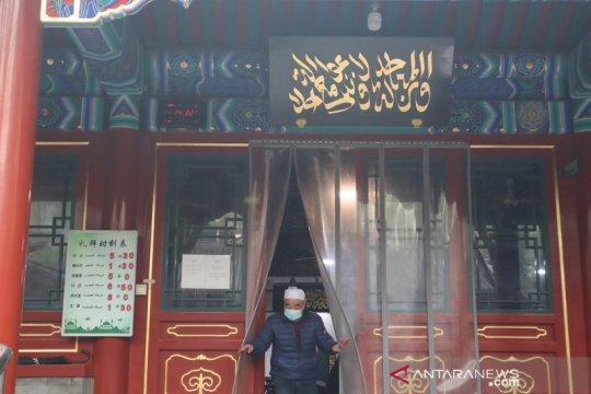 Masjid di Beijing dibuka lagi pascavaksinasi massal COVID-19