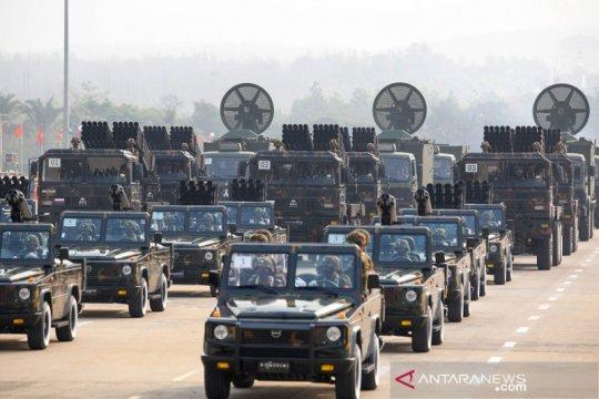 Militer Myanmar luncurkan serangan udara di Negara Bagian Karen