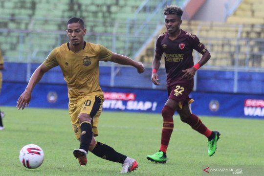 Bhayangkara Solo FC optimistis melaju ke perempat final