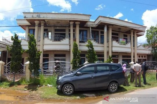 Kejagung sita aset tanah dan bangunan tersangka Asabri di Pontianak