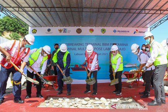Pelindo III targetkan Terminal Multipurpose Labuan Bajo rampung April