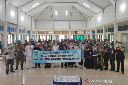 28 ODGJ asal Pangandaran direhabilitasi gratis di RSJ Bogor
