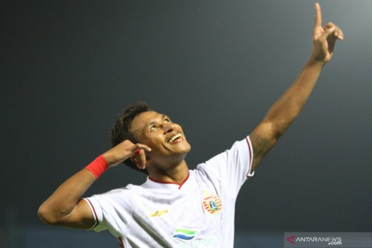 Persija menang atas Borneo FC Samarinda