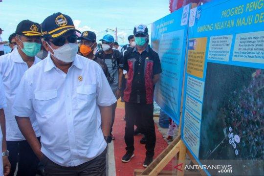 KKP tata 25 kampung nelayan jadi lebih rapi
