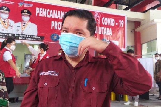 Vaksinasi COVID-19 dengan AstraZeneca di Sulut dihentikan sementara