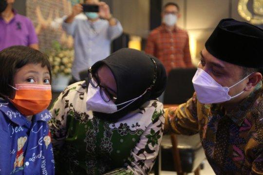 Wali Kota Surabaya apresiasai jajaran kepolisian temukan anak hilang