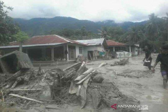 Sebanyak 292 rumah di Sigi rusak disapu banjir lumpur