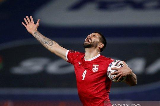 Kualifikasi Piala Dunia 2022 : Serbia tahan Portugal 2-2