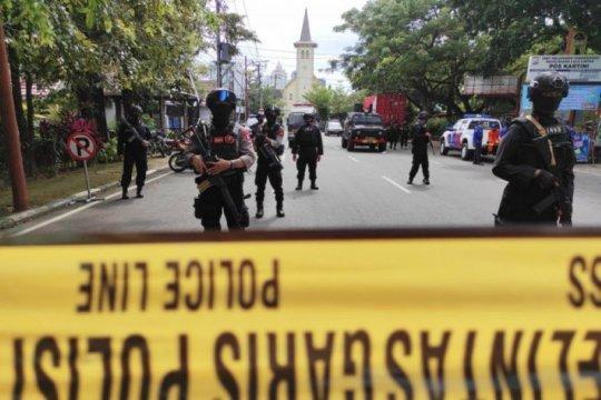Ketua DPD RI kecam ledakan bom di Gereja Katedral Makassar