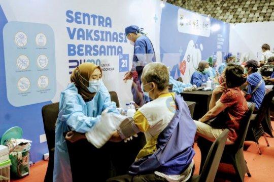 Sentra Vaksinasi BUMN di Surabaya siap layani warga Jawa Timur
