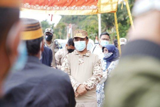 Plt Gubernur Sulsel langsung pulang usai meledaknya bom di Makassar