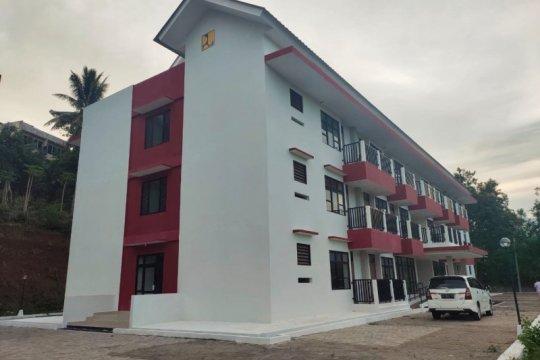 Kementerian PUPR bangun tiga rusun untuk yayasan dan keuskupan di NTT