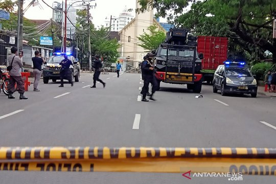 PMKTI Sulsel imbau masyarakat tenang sikapi insiden bom bunuh diri