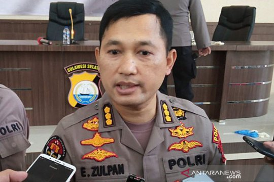 Polisi pastikan ada korban jiwa ledakan di Gereja Katedral Makassar