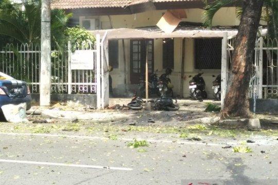 Round Up - Ramai-ramai kutuk aksi bom bunuh diri di Makassar