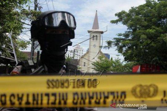 Ucapan duka publik figur untuk ledakan di Makassar
