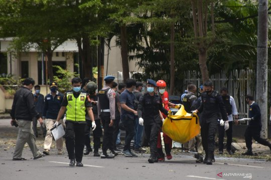 PBB kecam pelaku teror bom di Makassar