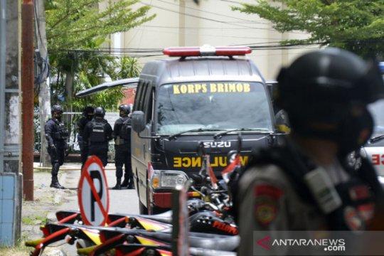 PB NU kutuk keras peristiwa ledakan depan Gereja Katedral Makassar