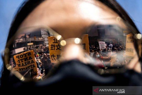Antisipasi kekerasan anti Asia, KJRI bertemu masyarakat Indonesia