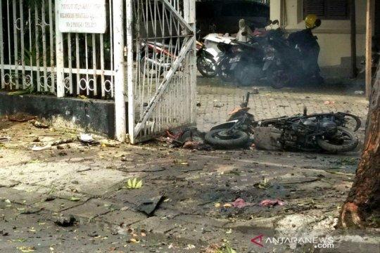 Ketua MUI Sulsel kutuk aksi bom bunuh diri di Gereja Katedral Makassar